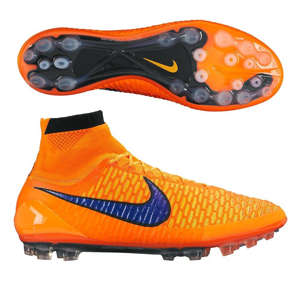 $279.99 Add to Cart for Price- Nike Magista Obra AG-R Soccer Cleats (Total  Orange/Laser Orange/Persian Violet) | 717130-858 | Nike Soccer Cleats ...