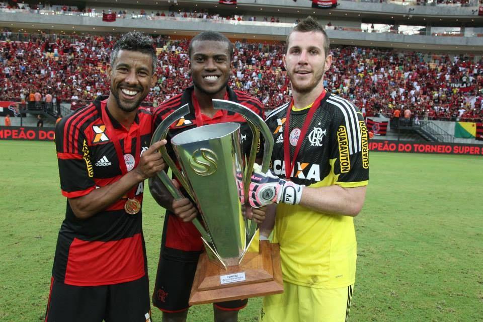 Super Series Flamengo 1 X 0 São Paulo / Arena Amazônia
