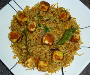 Paneer fried rice recipe indian recipes pinterest rice recipes food forumfinder Images