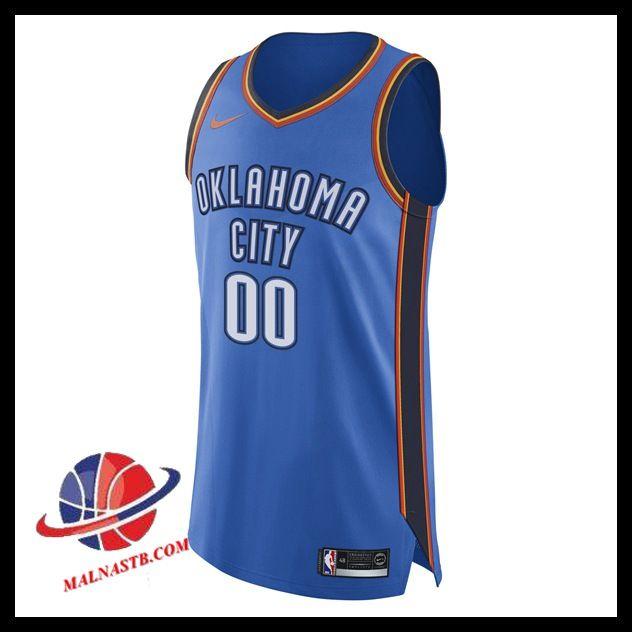 Les nouveau Maillot De NBA Basket Homme Oklahoma City