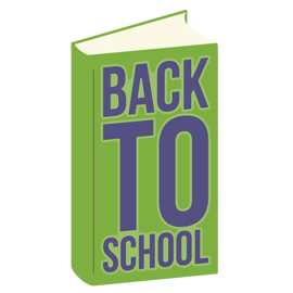 Free SVG File – 08.10.13 – Back To School Book