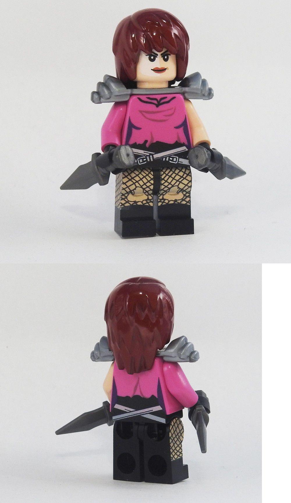 Blade Vampire Killer Drakula Marvel SuperHero Minifigur Compatible Set fur Lego