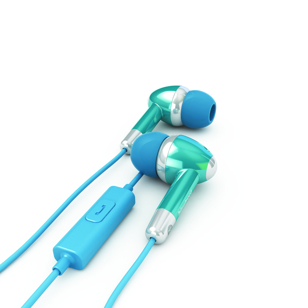 High Performance INEAR Noise Isolating Stereo Earbuds