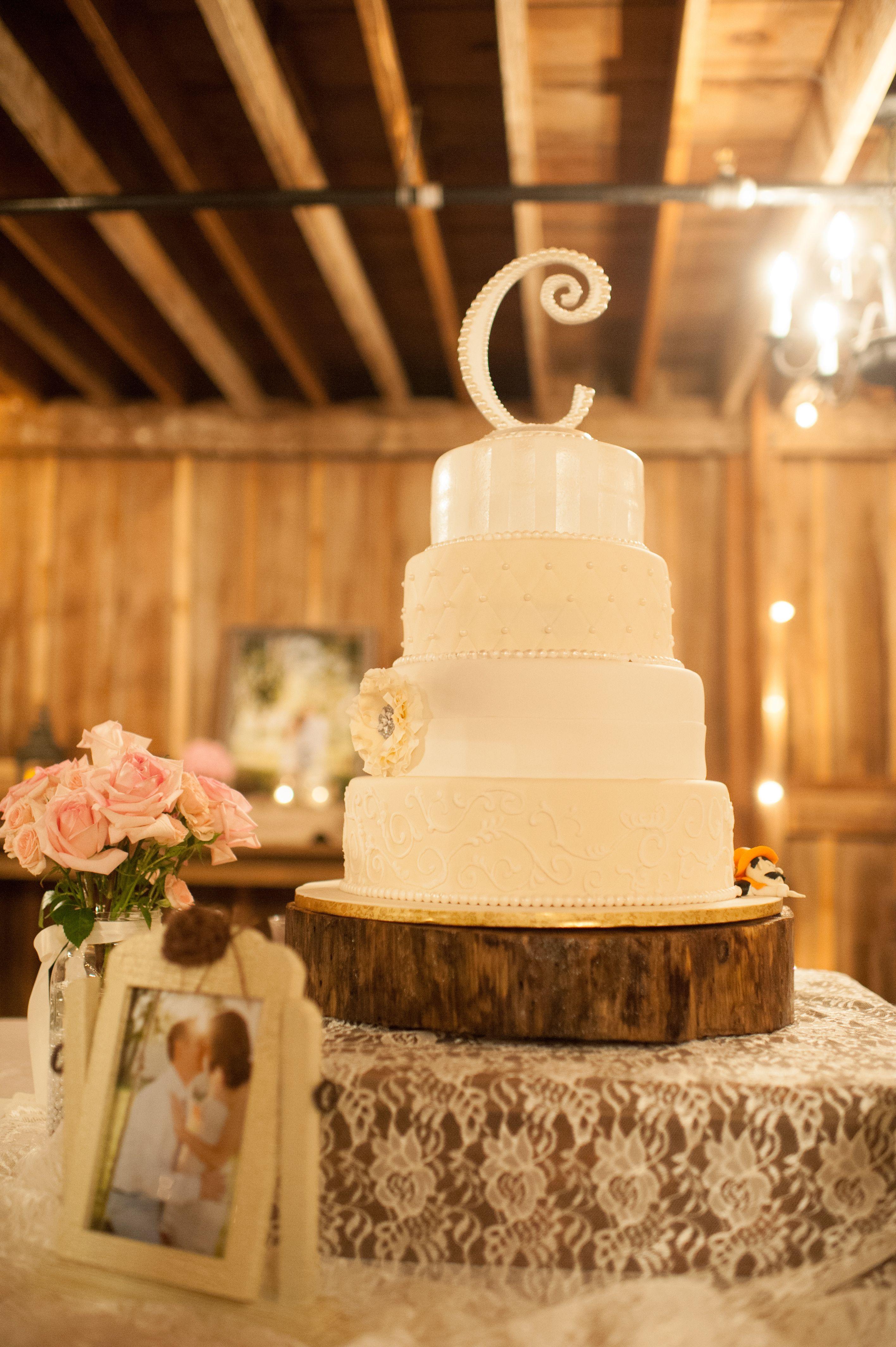 Cobb Country Wedding cake!! | Cobb Country Wedding | Pinterest ...