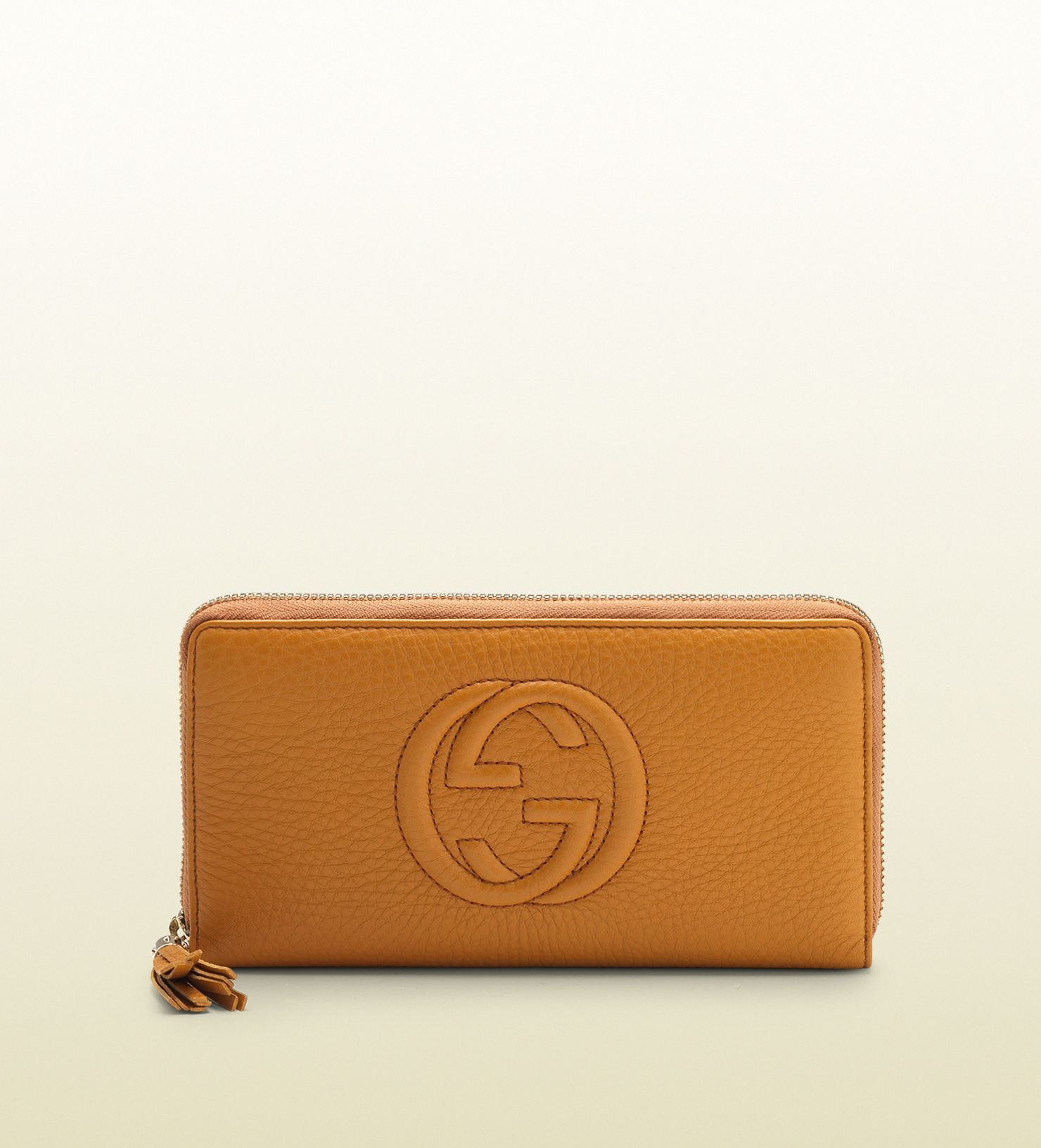 9f210ec2f28 Gucci - soho zip around wallet 308004A7M0G1610