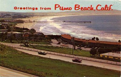 1960s California Beaches Seacrest And Pismo Beach 50