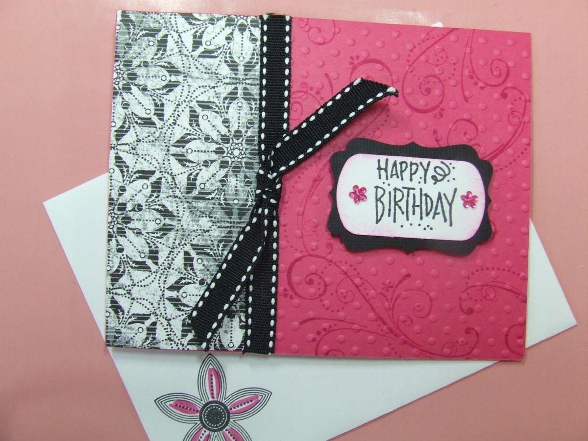 Birthday cards stampin up pinterest handmade birthday card stampin birthday cards stampin up pinterest handmade birthday card stampin up bling sizzix embossed m4hsunfo
