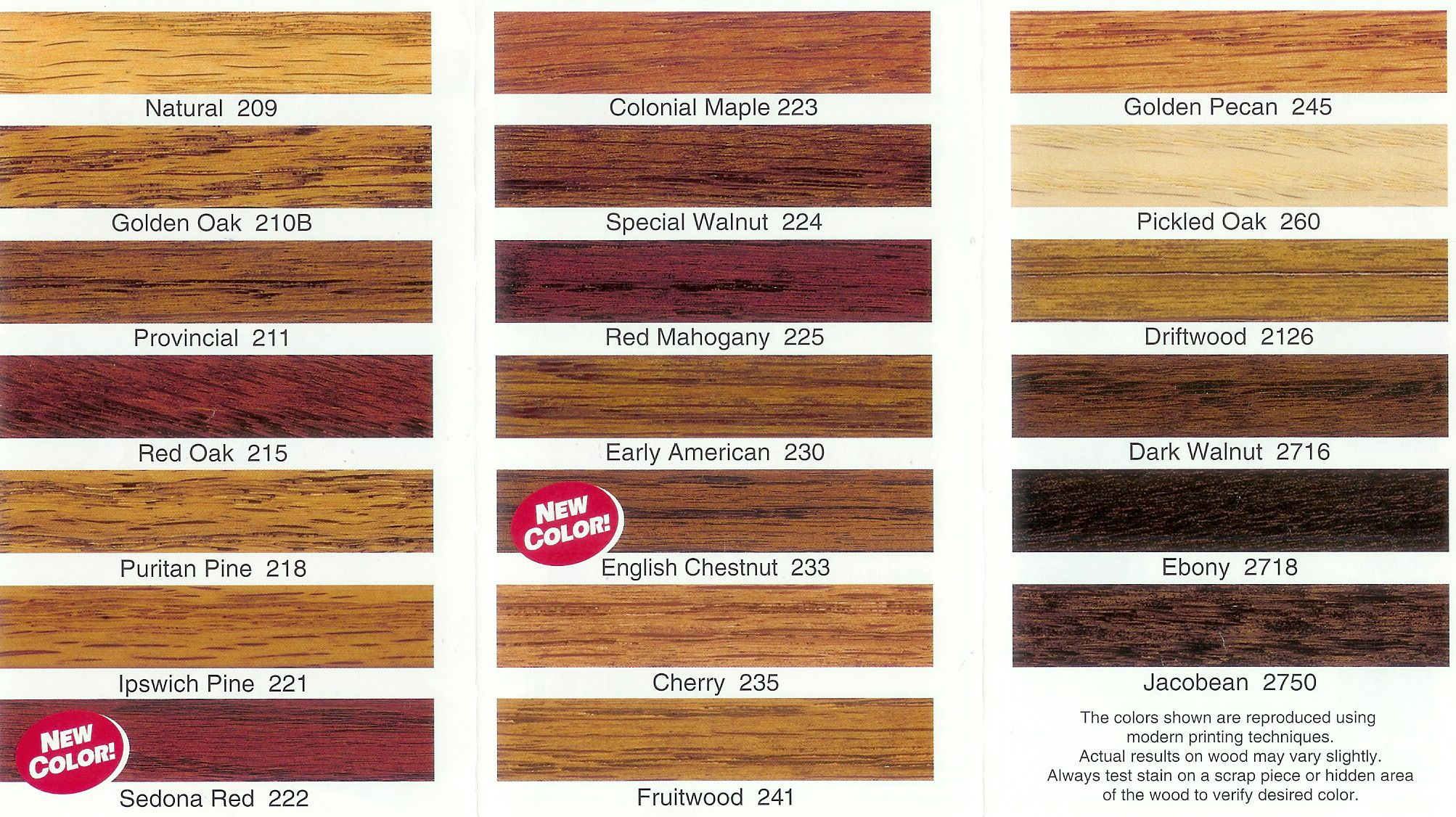 Minwax floor stain color choices take cherry 235 perhaps for Hardwood floors stain colors