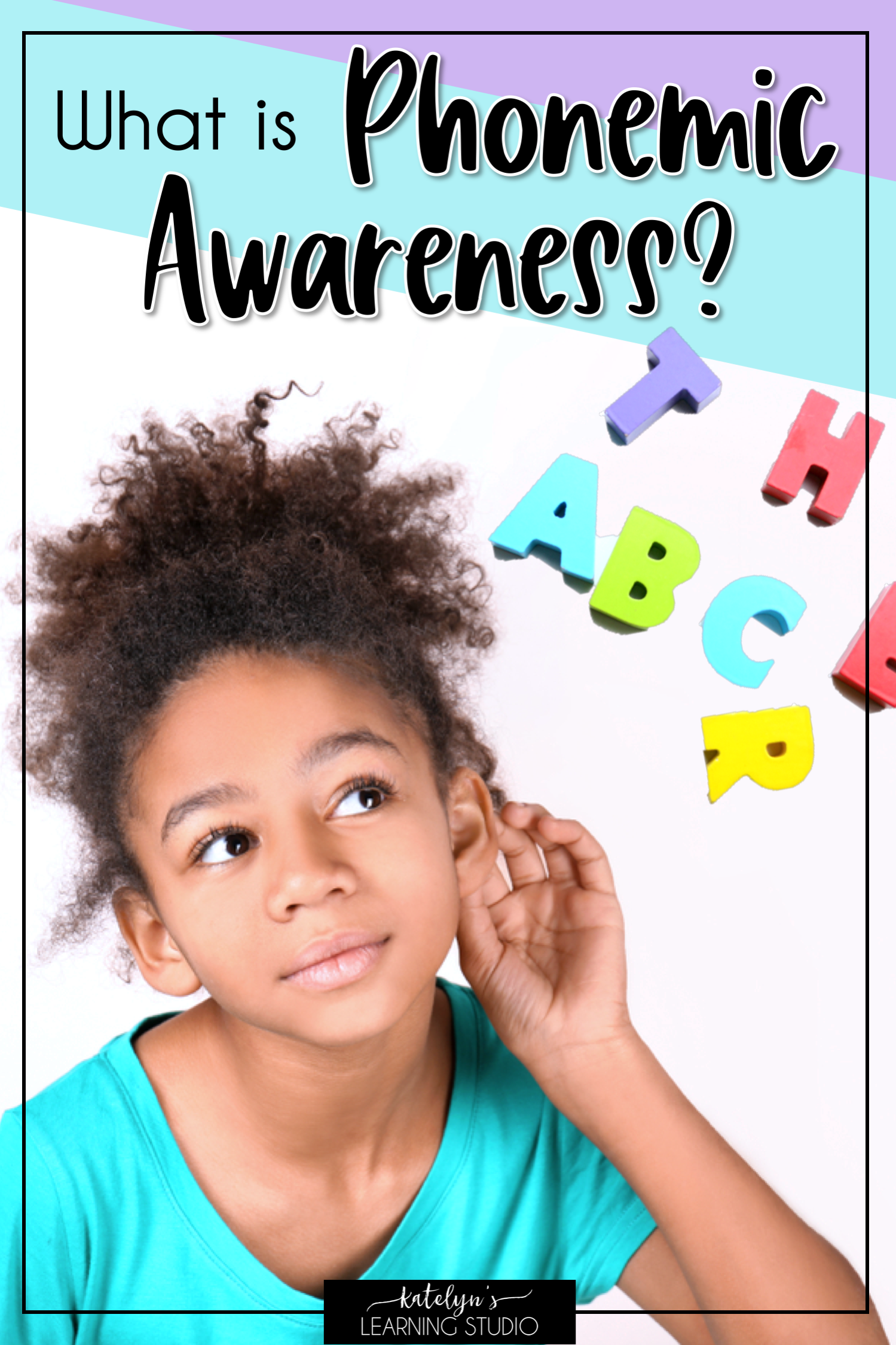 What Is Phonemic Awareness In