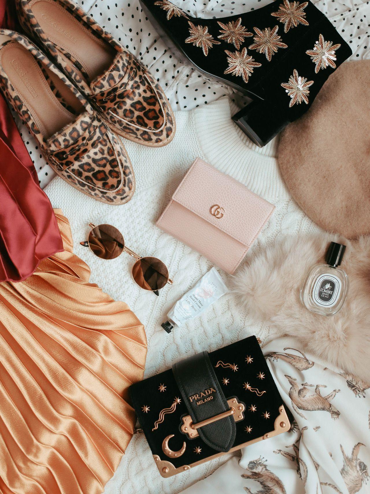 Autumn Wardrobe Additions. - KATE LA VIE