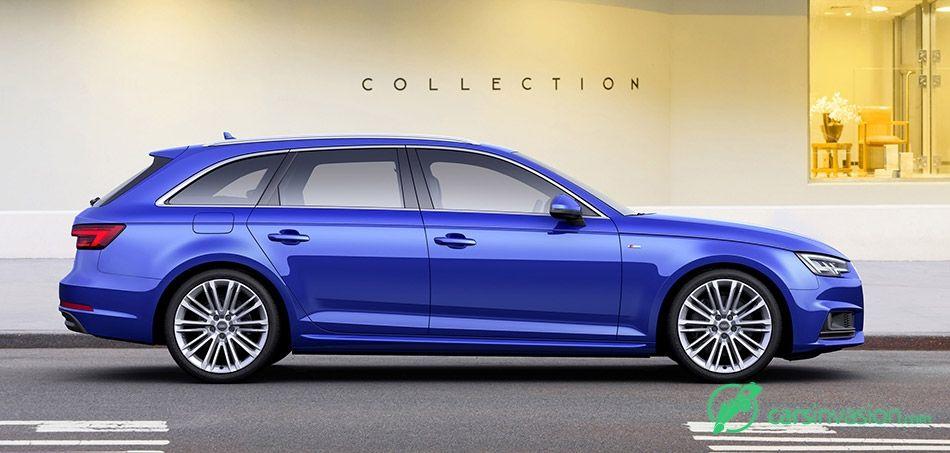 2016 Audi A4 Avant Side Vehicle Pinterest Audi Audi A4 And A4