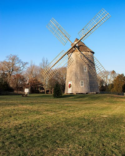 Old Hook Mill, East Hampton, NY--one of my hometowns.  I love it there.