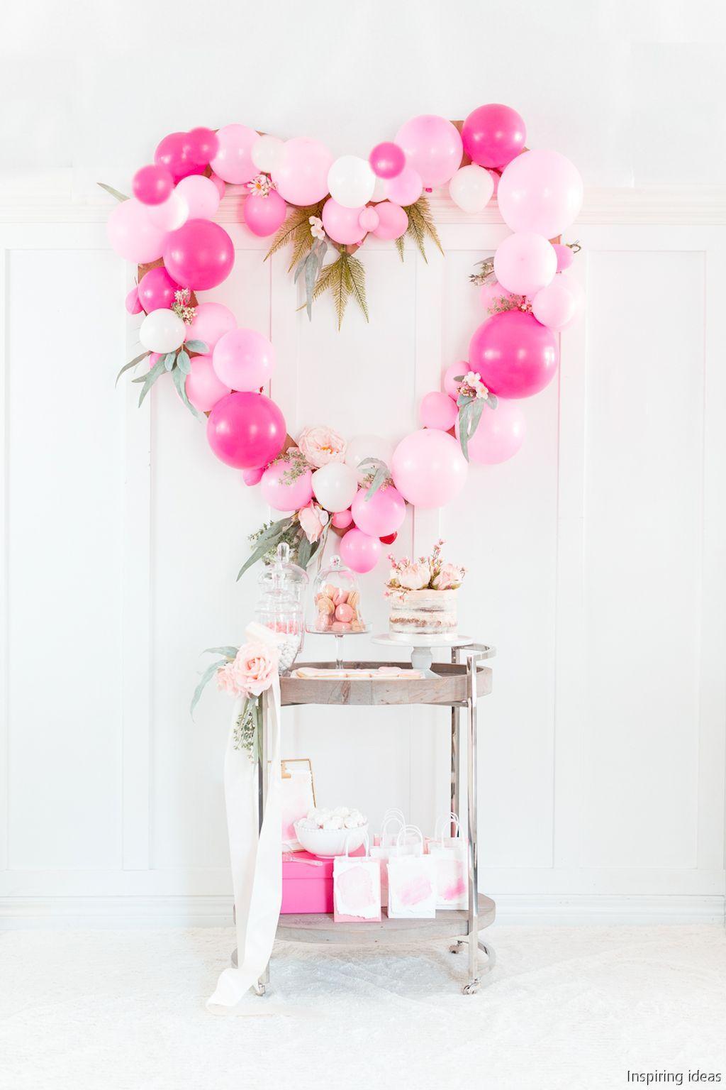 80 Romantic DIY Valentine Decorations Ideas | Home-made Valentine\'s ...