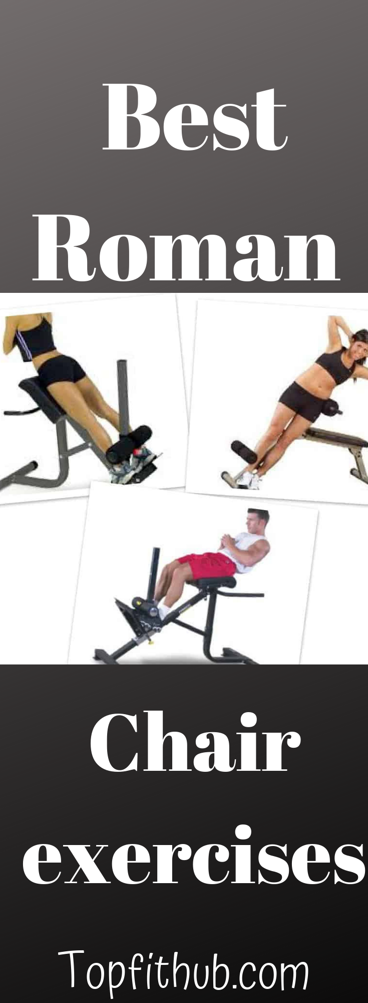 Best Roman Chair Exercises For Health And Performance 2019 Roman Chair Exercises Chair Exercises Exercise