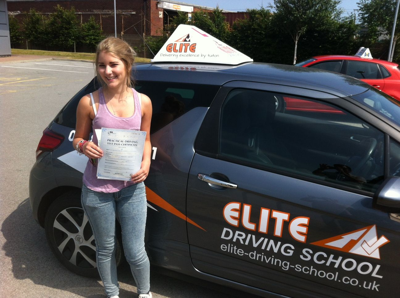 excellence driving school