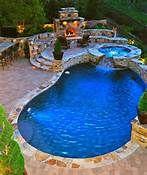 rock pool backyard - Bing Images