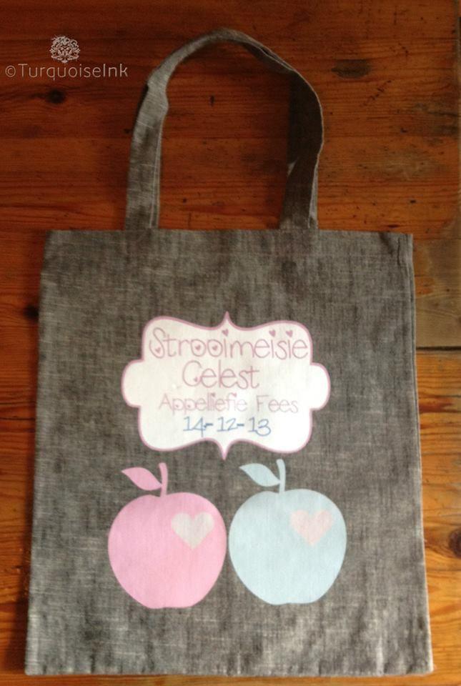 Custom Bridesmaid Shopping Bags
