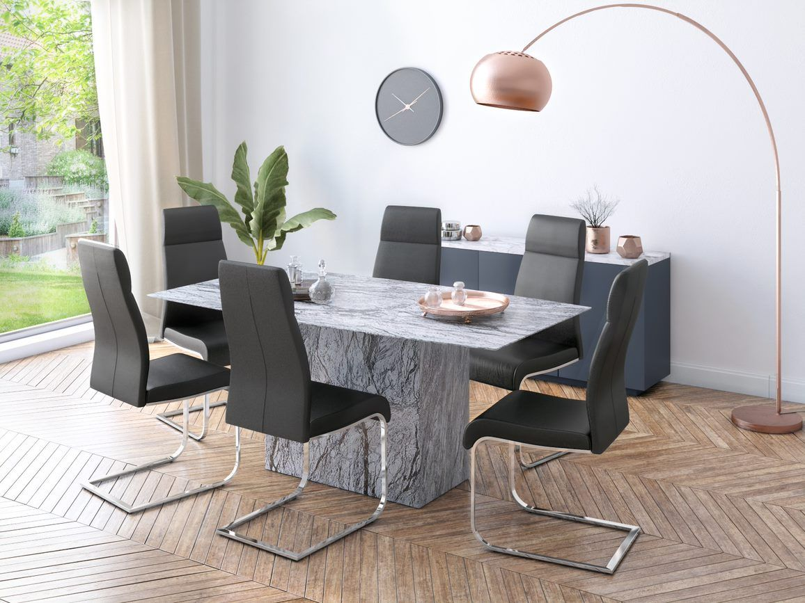 Novara Dining Table   Harveys Furniture   Dining table, Table and ...