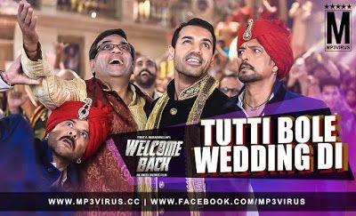 Pin by MP3Virus on MP3Virus | Wedding songs, Wedding dj, Bollywood
