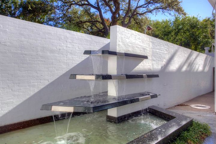 17 Modern Water Feature Designs For Your Garden Water Feature