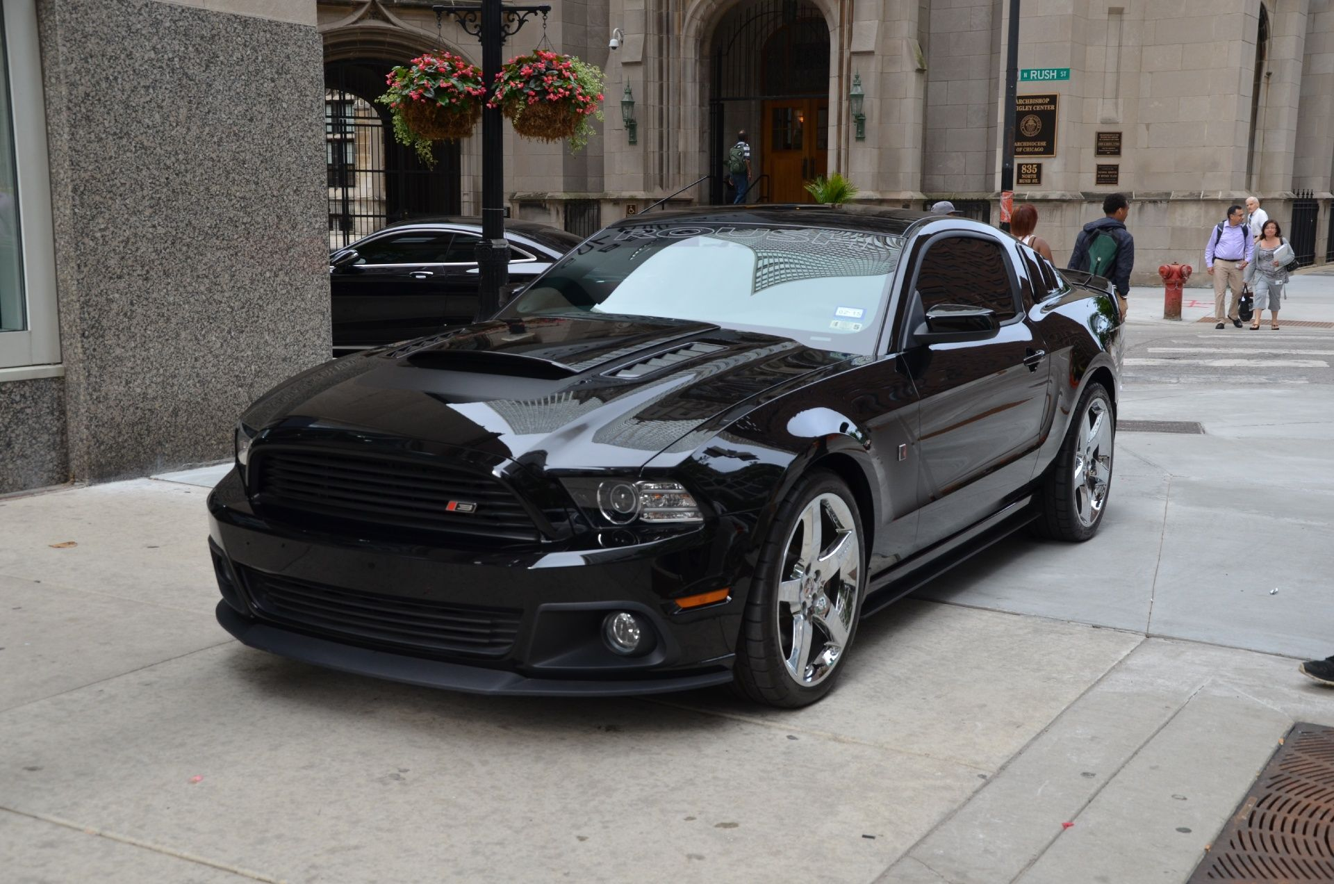 2014 Ford Mustang Roush Supercharged Phase 3 Ford Mustang Ford