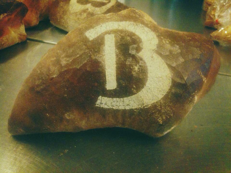 Bakker natuur brood.