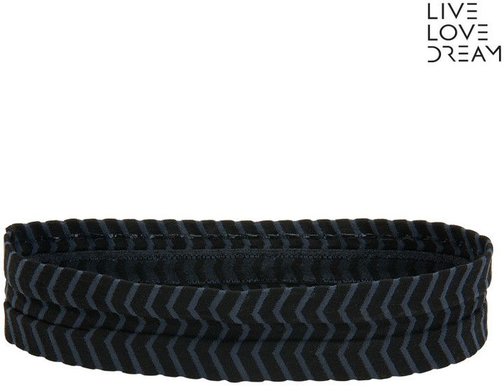 LLD Chevron Seamless Headband Affiliate link