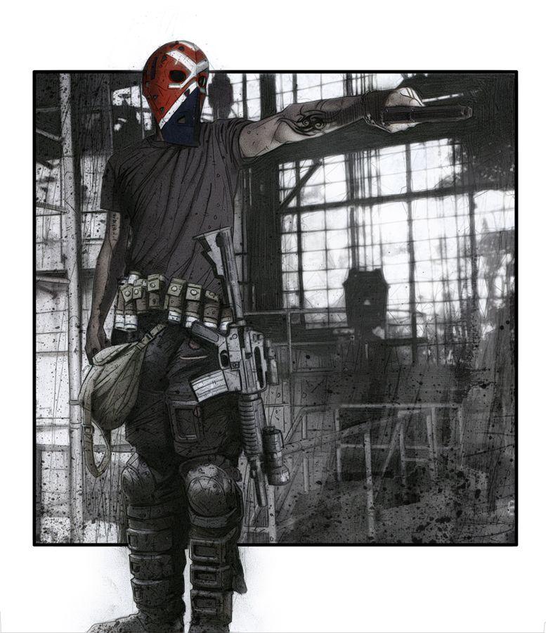 Apocalyptic Soldier Pics: Concept Art By MrLeeCarter.deviantart.com On @DeviantArt