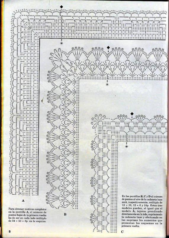 Pin de Vanna Eddington en Crochet me somthin | Pinterest | Ganchillo ...