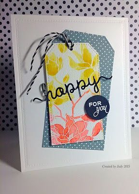 My Creation Station: Happy for you