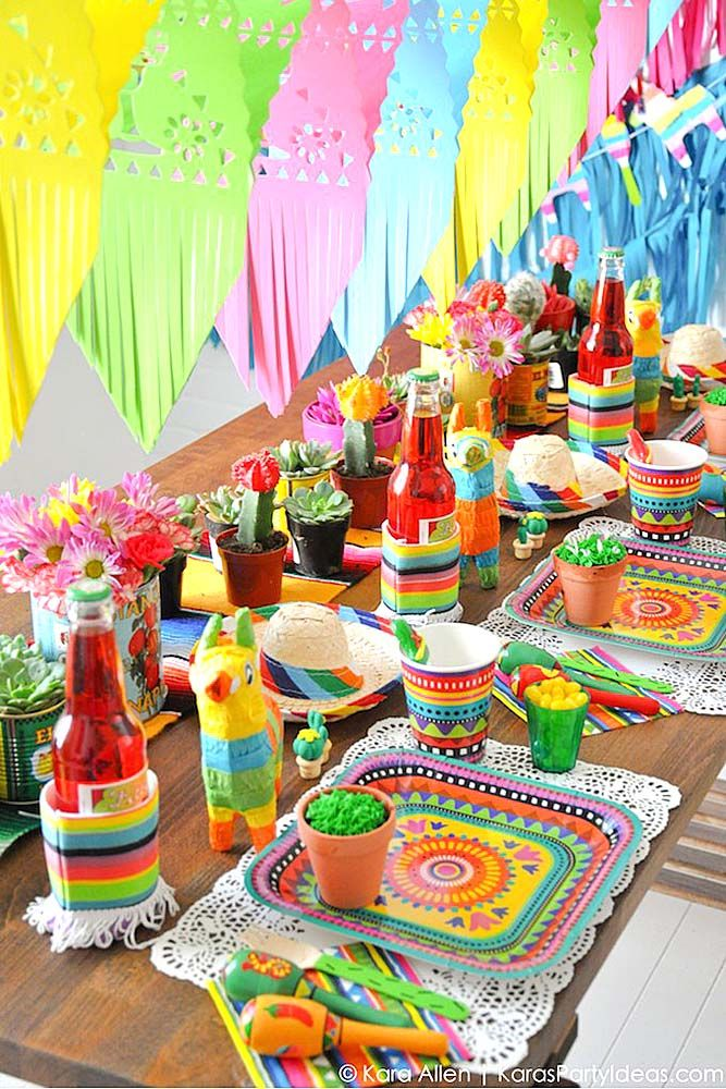 How To Decorate Wedding Taco Bar ❤ See More: Http://www.