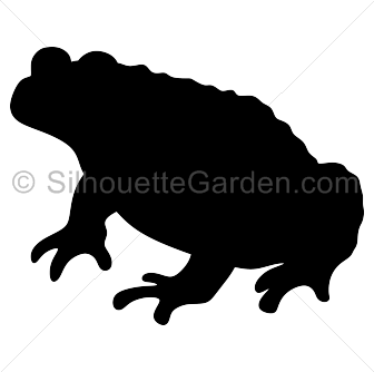 toad silhouette clip art download free versions of the image in eps rh pinterest com Toad and Boy Clip Art Toad Clip Art Border
