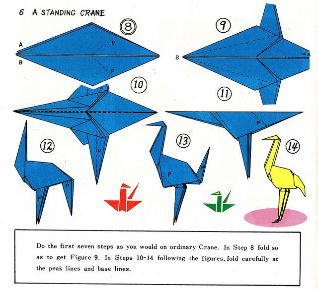 20 quick origami tutorials full punch paper things pinterest 20 quick origami tutorials full punch thecheapjerseys Image collections