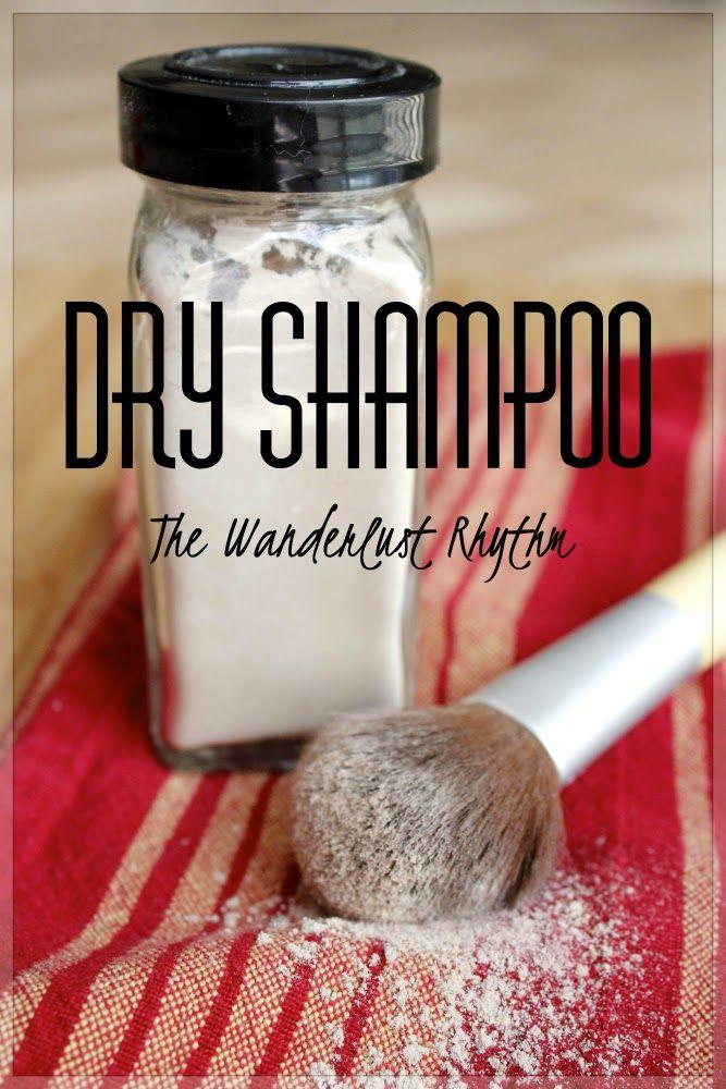 The Wanderlust Rhythm: The List: Homemade Dry Shampoo