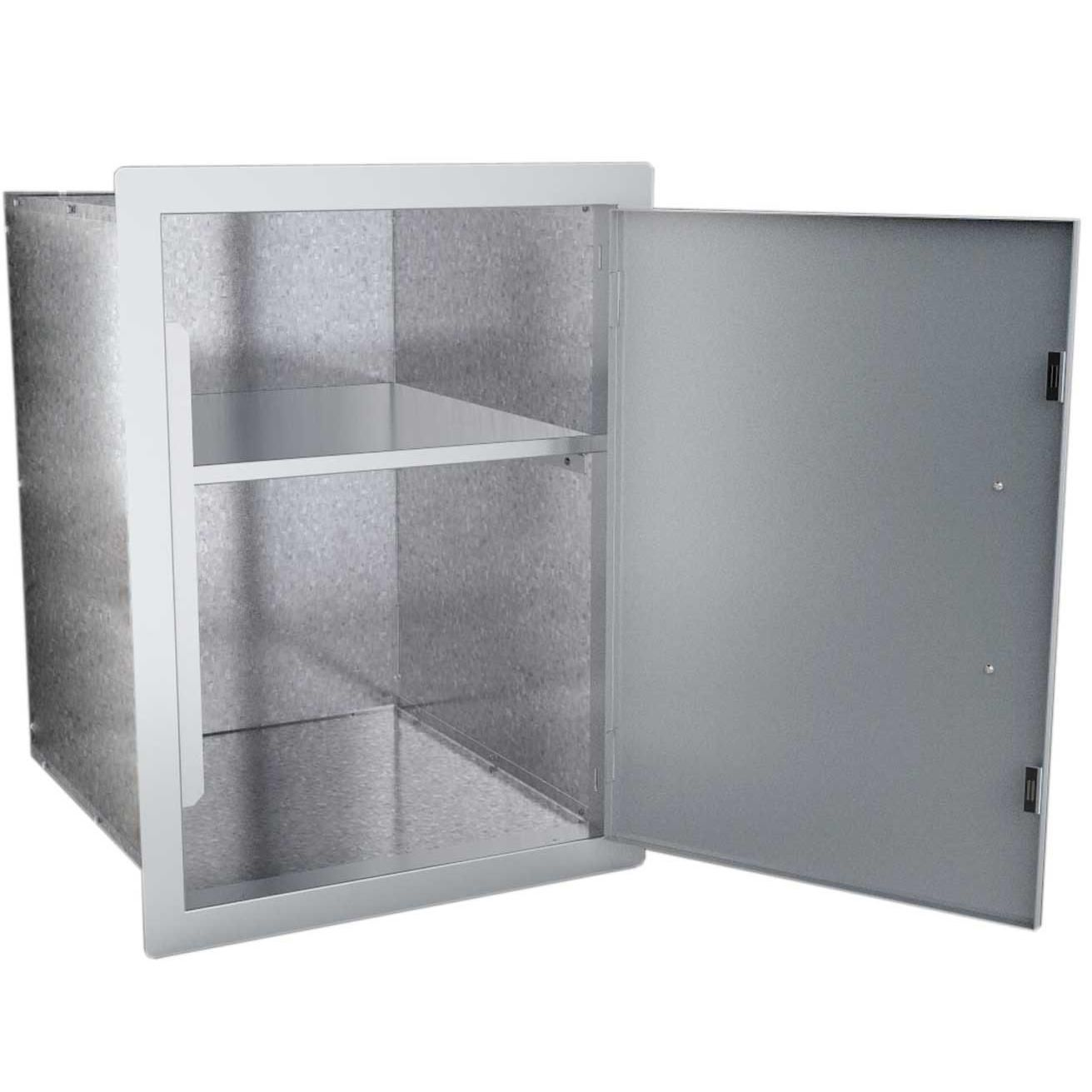 sunstone signature 17 enclosed cabinet vertical dsv1724 kitchen builder cabinet boxes on kitchen cabinets vertical lines id=67739
