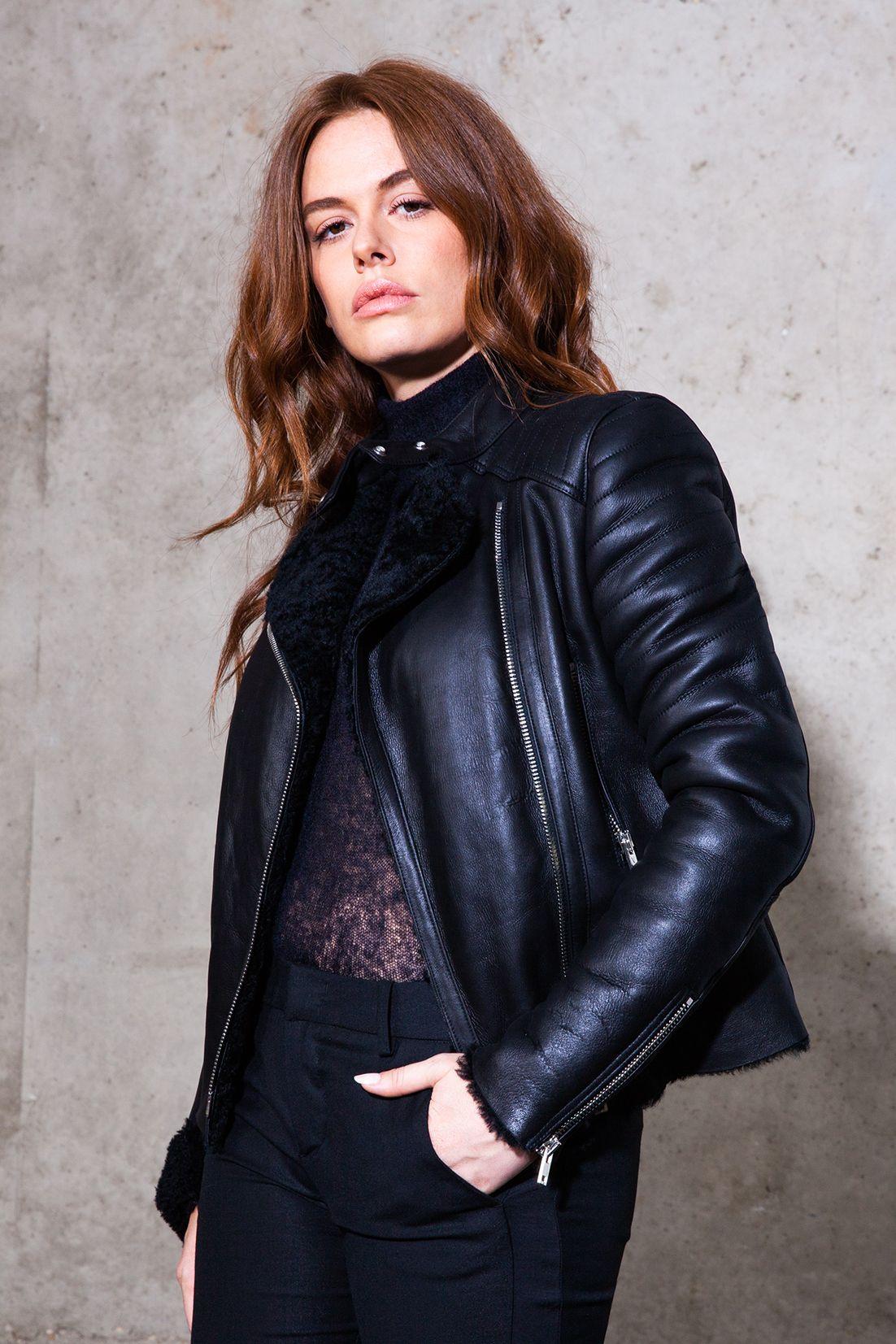 Vestes peaux lainées Femme I Ventcouvert Ventcouvert