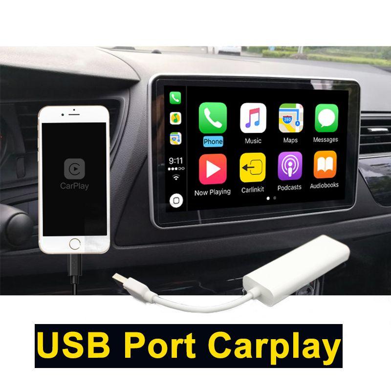 Carlinke Usb Apple Carplay Dongle For Android Auto Iphone Carplay