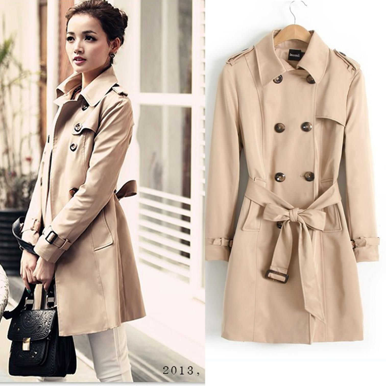 1000  images about Perfect Womens Trench Coat on Pinterest