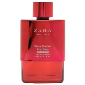 Pour Homme Red Couture By Denim Edition Zara2015— 80OPnkw