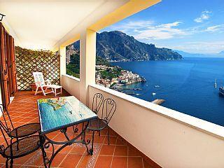 Ferienhaus Villa Nancy in Amalfi: 2 Schlafzimmer, für bis zu 5 ...