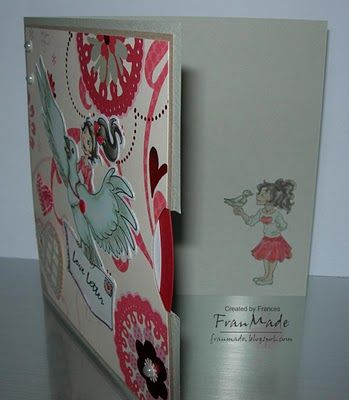 Pin By Kay Isabella On Card Folds And Cards Slider Cards Cards Message Card