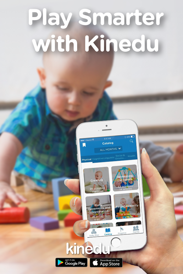Looking to boost your baby's development? Download Kinedu ...