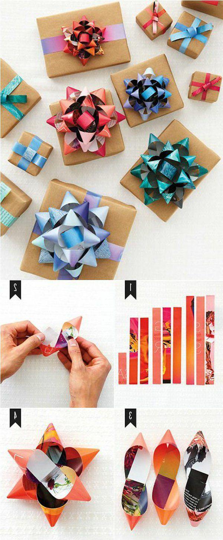 64 Idees D Emballage Cadeau Original Archzine Fr Avec Images