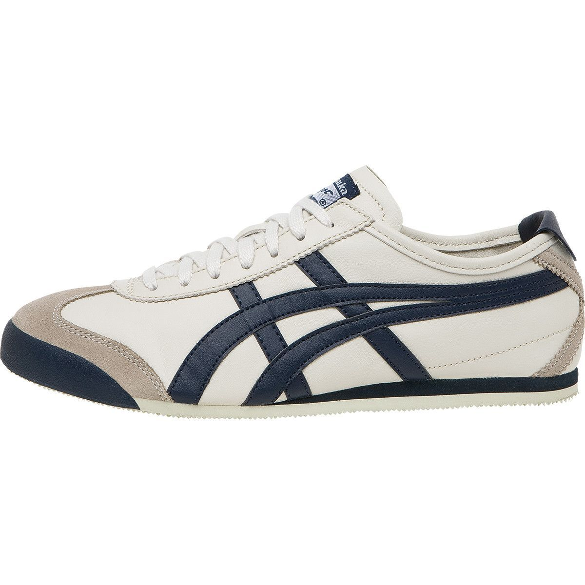 Onitsuka Tiger - Mexico 66 Sneaker - Birch Indian Ink  f017c99010f4
