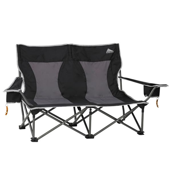 Perfect Two Person Folding Chair, Uh YES! I Can Snuggle With My Honey Next To The  Camp Fire!