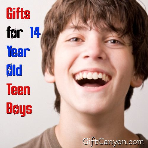 Great Gift Ideas For 14 Year Old Boys Gift Canyon Teenage Boy Birthday Birthday Gifts For Boys Activities For Boys