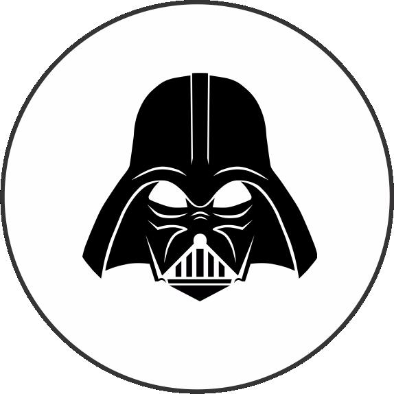 Pin By Michel Moore On Pics To Color Darth Vader Stencil Darth