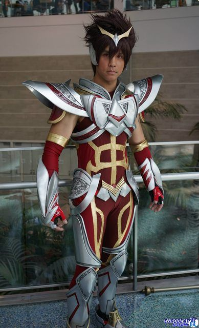 Amazing tutorials on foam armor | cosplay | Saint seiya