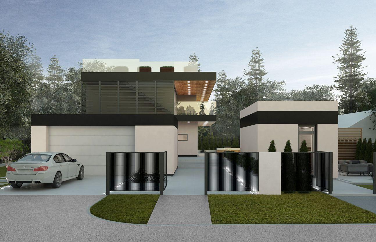 Villa in Stockholm 1 | suresh | Pinterest | Moderne häuser, Aussen ...