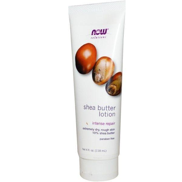 غسول زبدة الشيا من اي هيرب ملطف للجلد الجاف المتقشر بالأخص على المناطق الأخشن مثل الركب والاكواع والأقد Shea Butter Lotion Butter Lotion Skin Care Lotions